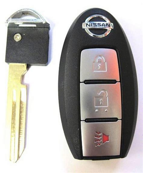Nissan Fcc Cwtwbu Keyless Remote Smart Key Fob