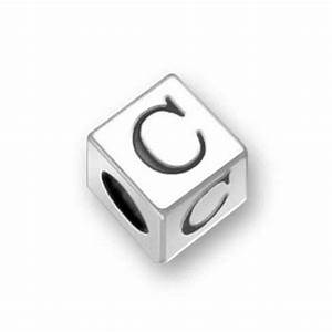 pandora block letter c charm best selling jewellery With pandora block letters