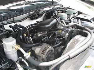 2000 Chevrolet Blazer Trailblazer 4 3 Liter Ohv 12 Valve