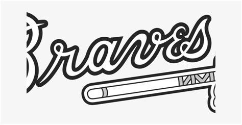 atlanta braves logo images navy  red  titanium