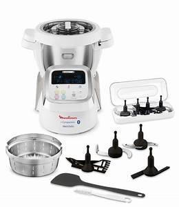 Robot Cuiseur Pas Cher : robot cuiseur moulinex hf900110 i companion robot ~ Premium-room.com Idées de Décoration