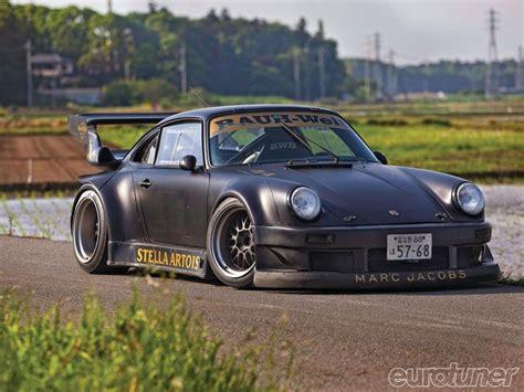 Porsche 911 Rwb Kit by Rwb 930 Wide