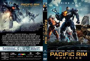 Pacific Rim Uprising DVD Cover - Cover Addict - Free DVD ...