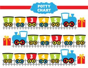 Free Printable Thomas Potty Training Charts