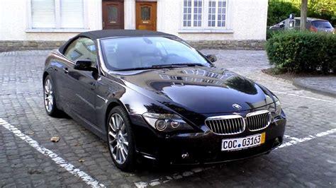 Bmw M6 Cabrio 2011 Spotted [hd 1080p]