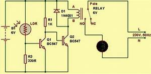 Go Look Importantbook  Light Sensor Circuit Diagram With