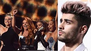 Little Mix and Perrie Edwards Shout Out Ex Zayn Malik in ...