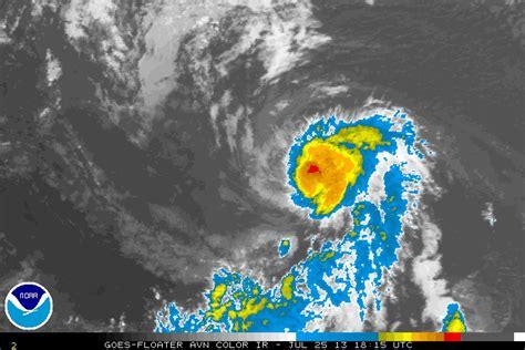 thursday night update  tropical storm dorian