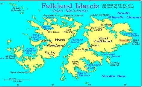 Cordura contra amenazas en guerra por las islas Malvinas