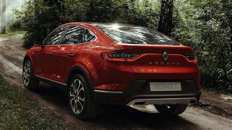 Renault Image by Renault Arkana 2019 Revealed Australian Launch On The