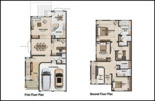 floor plans of a house color 2d graphics floor plans