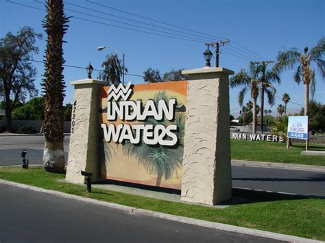 Indian Waters RV Park, Indio - PHOTOS