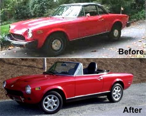 velozi  fiat spider specs  modification info