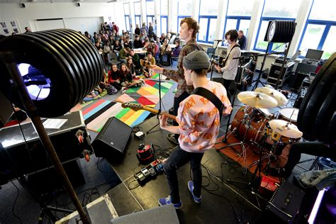 College Hosts Welsh Language Music Day