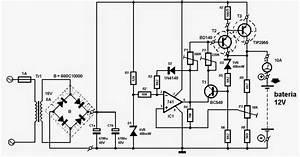 Carregador De Baterias Autom U00e1tico