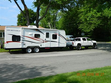 towing travel trailer with 2016 tacoma page 2 tacoma world