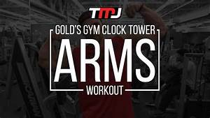 Arms Workout | In The Gym With Team MassiveJoes | Gold's ...