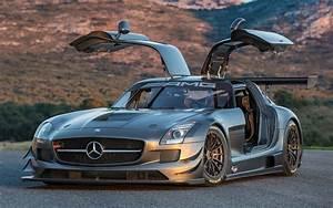 Mercedes Sls Amg : mercedes benz amg launches 45th anniversary sls amg gt3 racer ~ Melissatoandfro.com Idées de Décoration