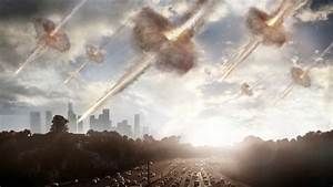 BATTLE LOS ANGELES action sci-fi drama apocalyptic city g ...