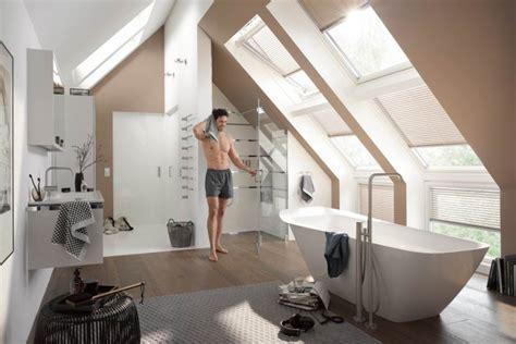 Das Bad Im Dachgeschoss Logenplatz Mit Bester Aussicht