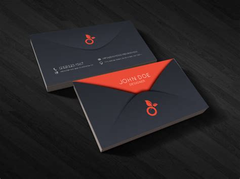 ceo business card psd template business cards templates