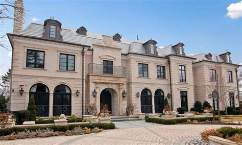 Chateau Style Homes by Country Style Homes Chateau Style Home