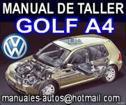 manual de reparaci 243 n volkswagen golf a4