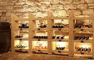 Cave À Vin Enterrée : installer une cave vin frenchimmo ~ Nature-et-papiers.com Idées de Décoration