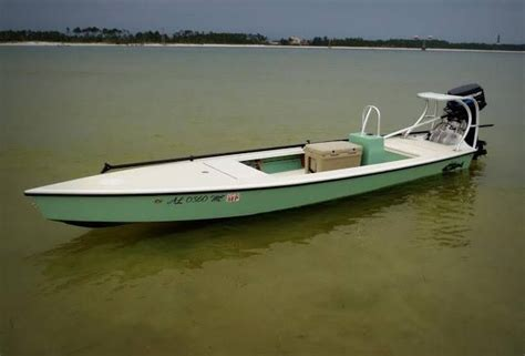 Small Fishing Boats Plans by Flats Stalker 18 Study Plans Boats