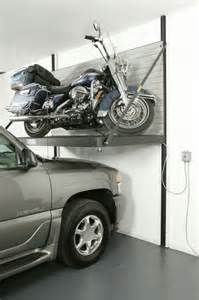 Garage Wall Storage Lift System