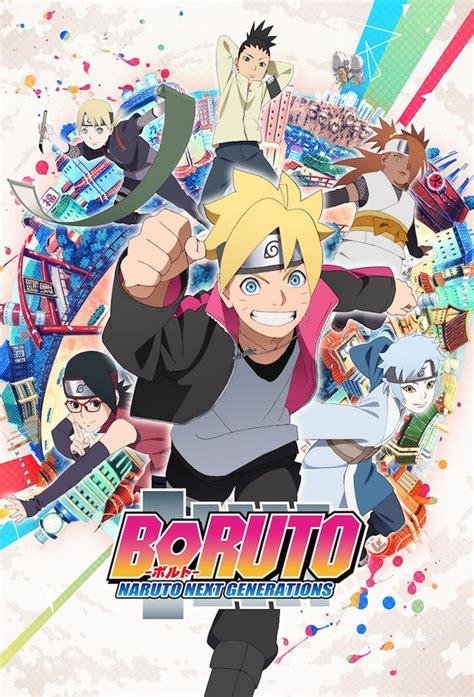 affiches posters  images de boruto naruto