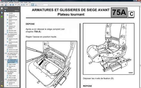 siege espace 4 phase 2 espace 4 sieges pivotant espace renault forum marques
