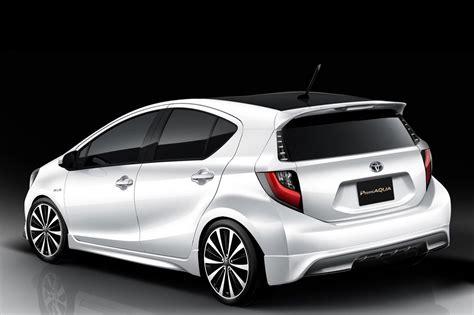 Toyota Car : Toyota Premi Aqua Revealed Before 2013 Tokyo Show