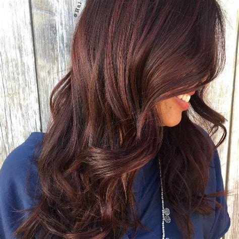 red brown hair ideas  remarkable style
