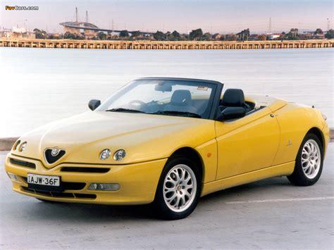 1998 Alfa Romeo Spider (916)