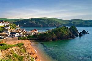 """Hope Cove, Devon, England"" by Giles Clare Redbubble"
