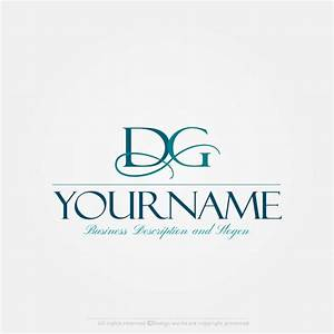 try our online logo maker free initials logo design With initial logo maker