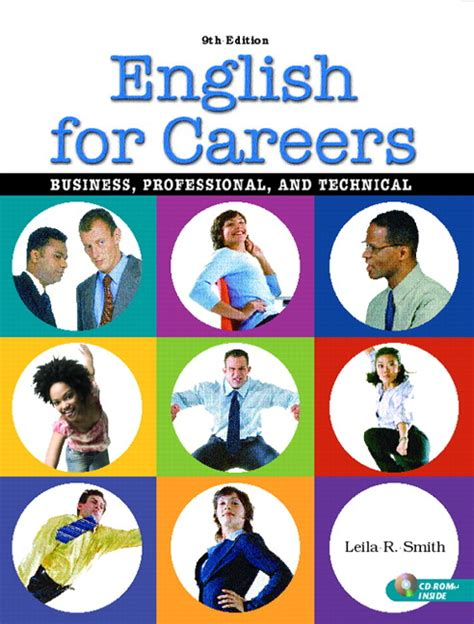 Smith, English For Careers Business, Professional, And