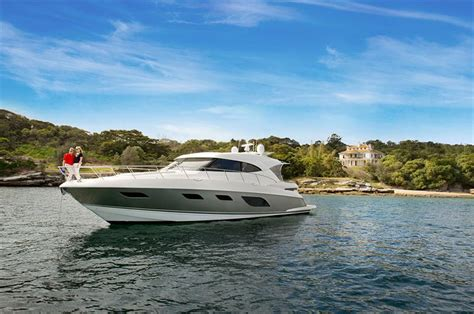 Riviera Miami Boat Show by Riviera To Stage Major Eight Model Display At The Miami