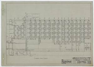 Scharbauer Hotel Mechanical Plans  Midland  Texas