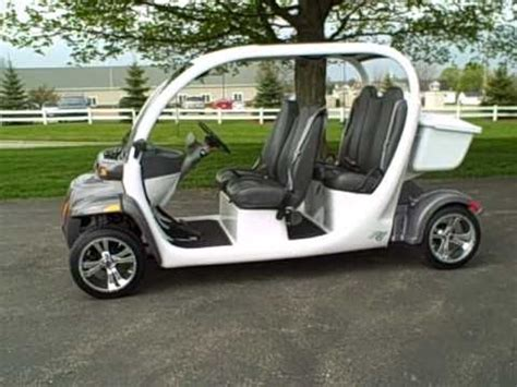 Gem Electric Car by Gem Electric Car 72 Volts Many Upgrades To Go Fast