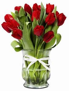 Grand Vase Transparent : vase transparent ~ Teatrodelosmanantiales.com Idées de Décoration