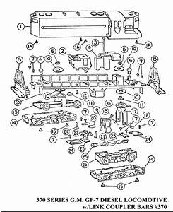 Train Repair Parts