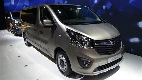Opel Vivaro by 2016 Opel Vivaro Combi Edition Free Exterior And
