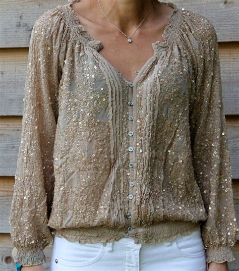 sequin blouses how to wear sequin tops 2018 fashiongum com