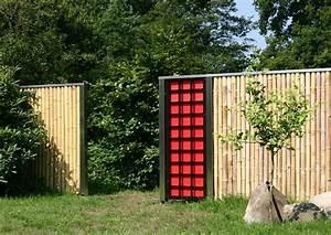 Bambus Pflanzen Sichtschutz : sichtschutz sichtschutzelemente aus bambus und edelstahl bambusrohre ~ Sanjose-hotels-ca.com Haus und Dekorationen