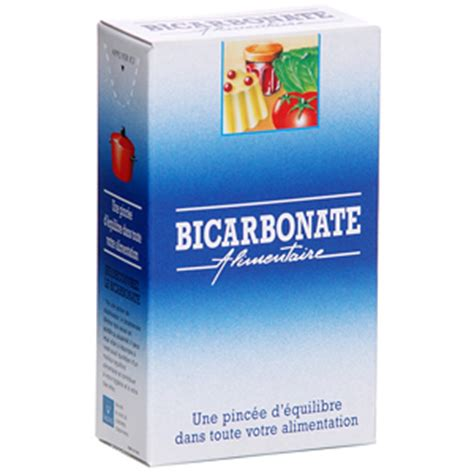 notre ami le bicarbonate de sodium