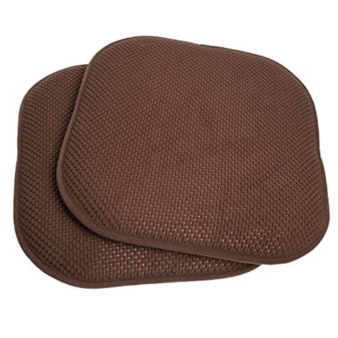 sweet home collection memory foam honeycomb nonslip