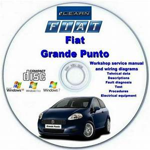 Fiat Grande Punto Elearn Manuale Officina Workshop Manual Service Wiring Diagram