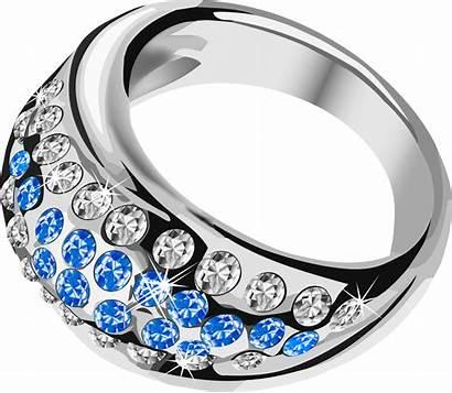 Silver Jewelry Transparent Ring Clipart Diamond Diamonds